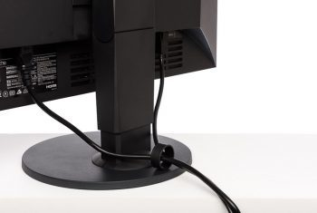Eizo Cs2730 Monitor Kabelmanagement