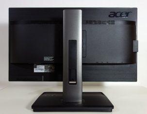 Acer Be270ua Monitor Hinten