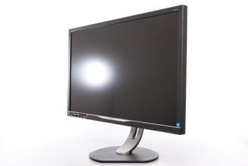 Philips 328p6vjeb Monitor Ansicht Drehung Links