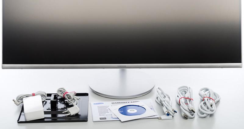 Test Monitor Samsung C34F791WQU - Prad de
