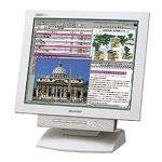 Monitor Datenblatt Sharp LL-T1610W