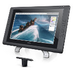 Monitor Datenblatt Wacom Cintiq 22HD touch
