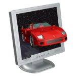 """Monitor Datenblatt X3D Technologies 17"""" 3D A3"""