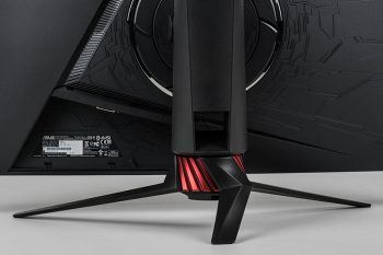 Asus Xg27vq Monitor Ohne Anschlussblende