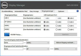 Dell U3818dw Monitor Displaymanager 5