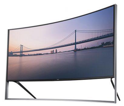 Bild zeigt Kinofernseher von Samsung