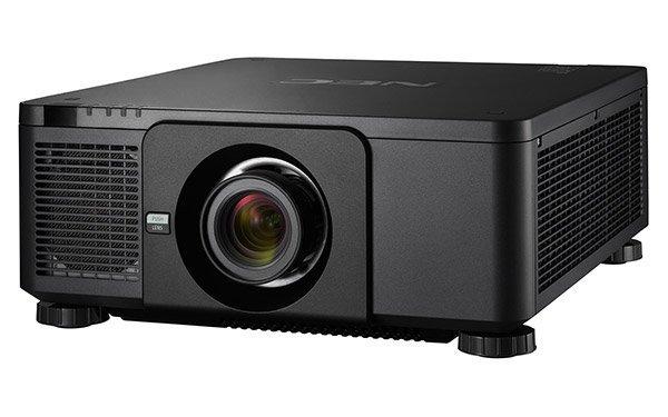 Neuer 4K-Projektor NEC PX1005QL (Bild: NEC)
