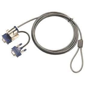 Sicherungssystem (Kabel) von Targus mit Schlüsselschloss