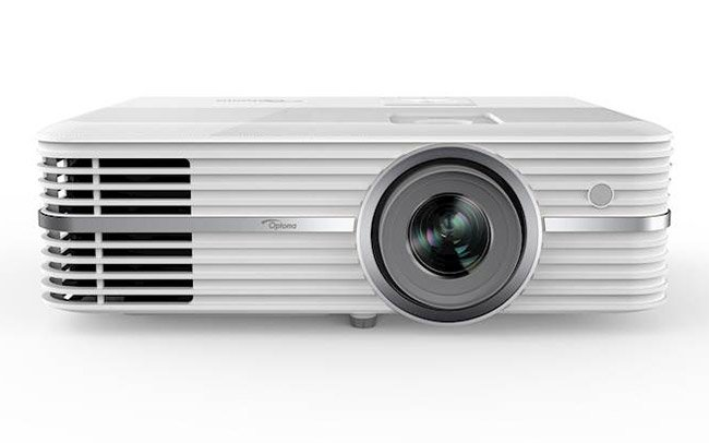 Optoma UHD40 frontal