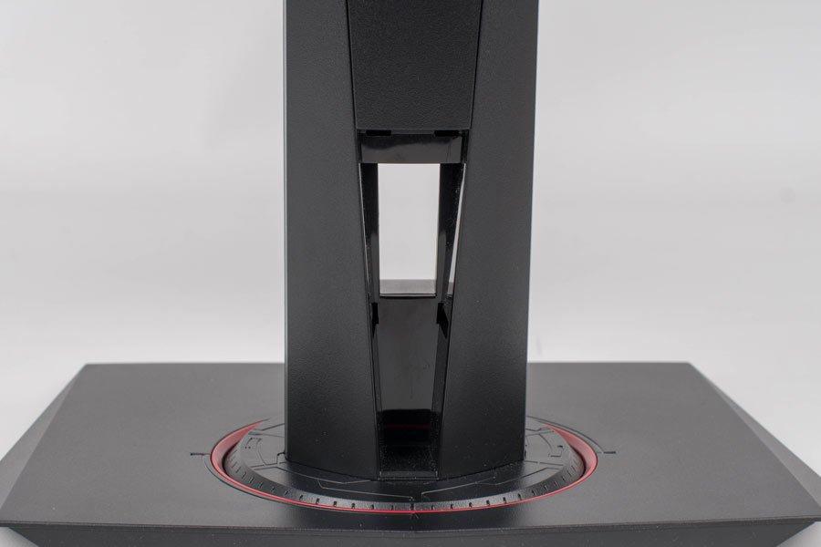 Test Asus Vg258q Gaming Monitor Mit Geschwindigkeitsrekord Prad De
