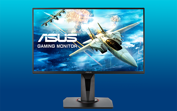 Test ASUS VG258Q - Gaming-Monitor mit Geschwindigkeitsrekord - Prad de