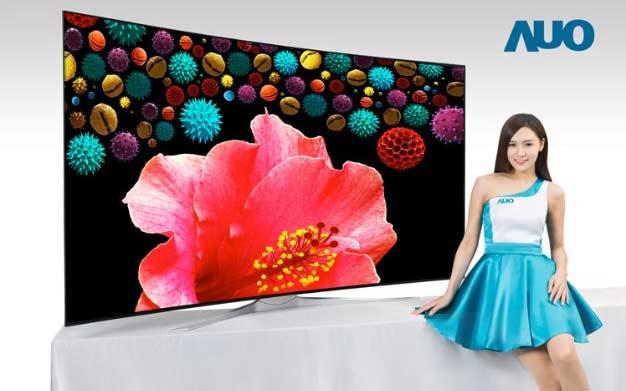 Curved 85 Zoll 8K-120-Hz-HDR-Fernseher von AUO - Prad de
