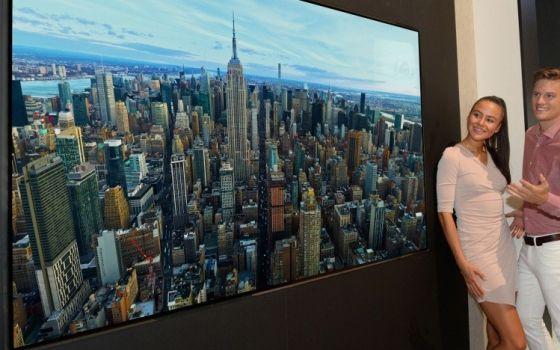 8K-Fernseher von LG