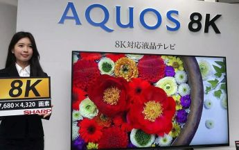 Sharp Aquos 8K