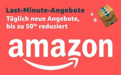 Amazon Last-Minute-Angebote