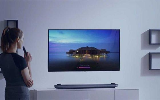 LG OLED W8-Serie