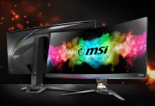 MSI Optix MPG341CQR