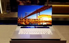 Samsung OLED-Notebook-Panel (Bild: Samsung Display)