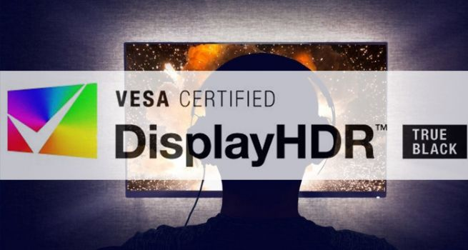 DisplayHDR True Black