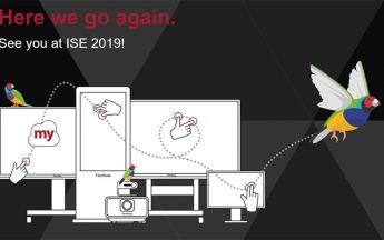 ViewSonic auf der ISE 2019