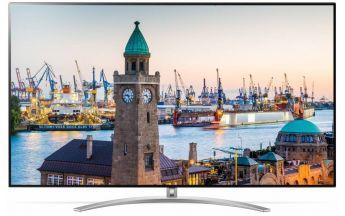 LG SM98 NanoCell-TV (Bild: LG)