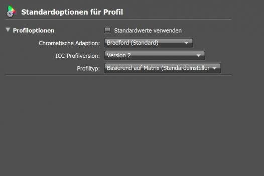 ICC-Profilversion 2