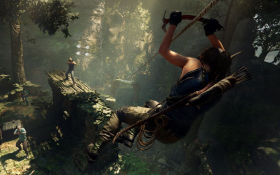 Shadow of the Tomb Raider (Bild: Square Enix)
