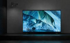 Sony ZG9 8K-TV (Bild: Sony)