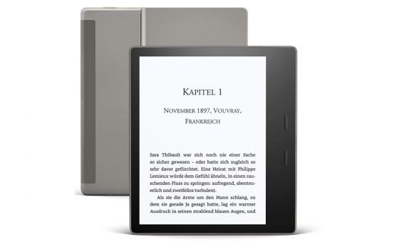 Amazon Kindle Oasis Gen 10 (Bild: Amazon)