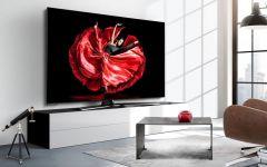 Hisense OLED-TVs (Bild: Hisense)
