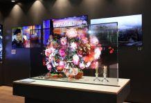 LG T-OLED 55 Zoll (Bild: LG)