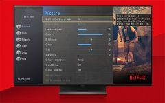 Panasonic Netflix Mode (Bild: Panasonic)