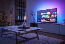 Philips OLED8X4 (Bild: Philips)