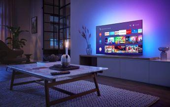 Philips OLED8X4 (Bild: Philips)