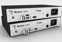 IHSE Draco ultra DP Gaming-Extender (Bild: IHSE)