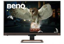 BenQ EW3280U (Bild: BenQ)