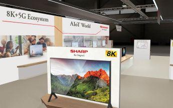 Sharp IFA 2019 (Bild: Sharp)