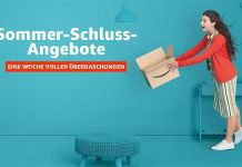 Amazon Sommer-Schluss-Angebote (Bild: Amazon)