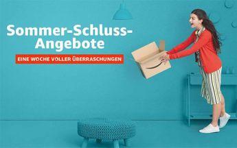 Amazon Sommer-Schluss-Angebote (Bild: Amazon)