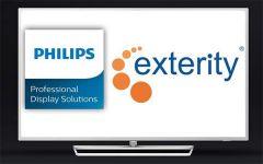 Exterity und Philips erweitern Partnerschaft