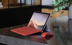 Microsoft Surface Pro 7 (Bild: Microsoft)