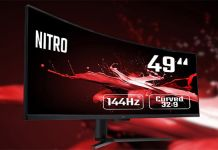 Acer Nitro EI491CRP (Bild: Acer)