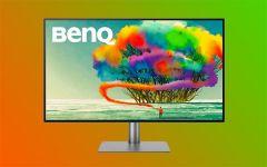 BenQ PD3220U (Bild: BenQ)