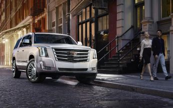 Cadillac Escalade (Bild: Cadillac)