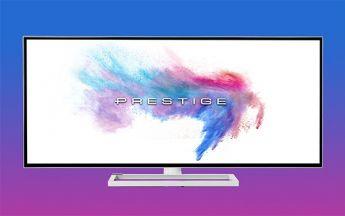 MSI Prestige PS341WU (Bild: MSI)
