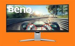 BenQ EX3501R (Bild: BenQ)