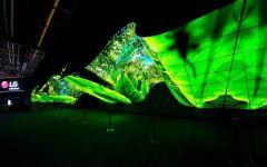 LG OLED Wave (Bild: LG)