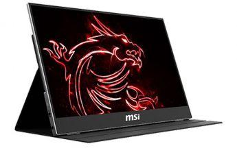 MSI Optix MAG161 (Bild: MSI)