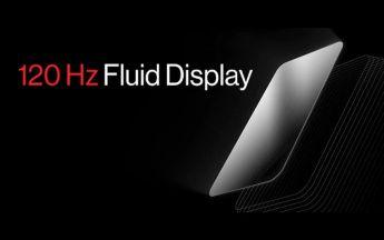 OnePlus Fluid-Display mit 120 Hz (Bild: OnePlus)