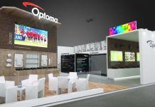 Optoma ISE 2020 (Bild: Optoma)